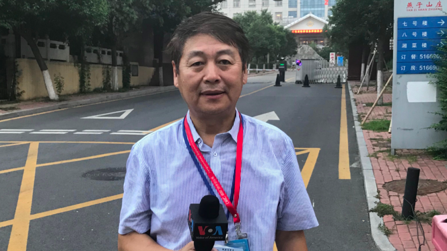 Chinese Reporters Released After Being Detained for Interviewing Outspoken Chinese Professor