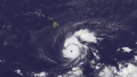 Hurricane Lane Strengthens to Category 5, Hawaii Braces for 'Life-Threatening' Winds