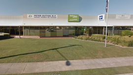 Peter Dutton's Electoral Office Hit With Bricks