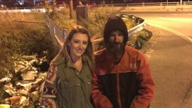 Homeless Man Says Couple Who Raised $400,000 for Him on GoFundMe Is Keeping His Money