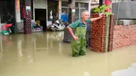 Six Dead in Taiwan Floods, More Heavy Rains Expected