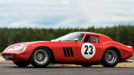 Rare Ferrari Earns Record Price at Auction