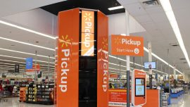 Walmart Now Has 'Vending Machines' for Online Orders in Some California Stores