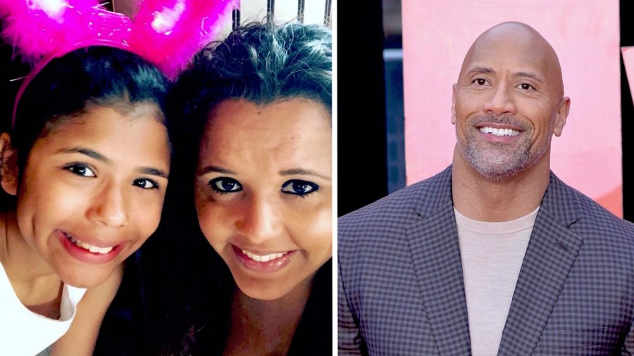 'The Rock' Sends Heartwarming Video After Death of Mother and Daughter