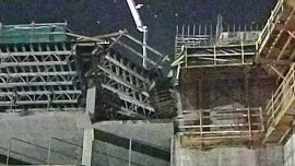 Two Dead After Scaffolding Collapses Near Disney World