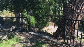 California County Installing New Fencing to Prevent Homeless Encampments