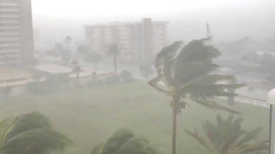 tropical storm gordon in florida