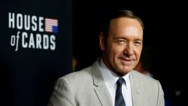Kevin Spacey's 'Frank Underwood' Dead in Final Season of 'House of Cards'