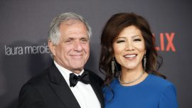Julie Chen Takes Time Off From 'The Talk'