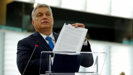European Parliament Votes to Punish Hungary for Breaking EU Rules in Historic First