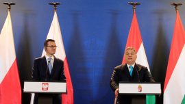 Poland Says It Will Block Any EU Sanctions Against Hungary