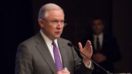 Sessions Breaks Silence About Decision to Recuse Himself From Russia Inquiries