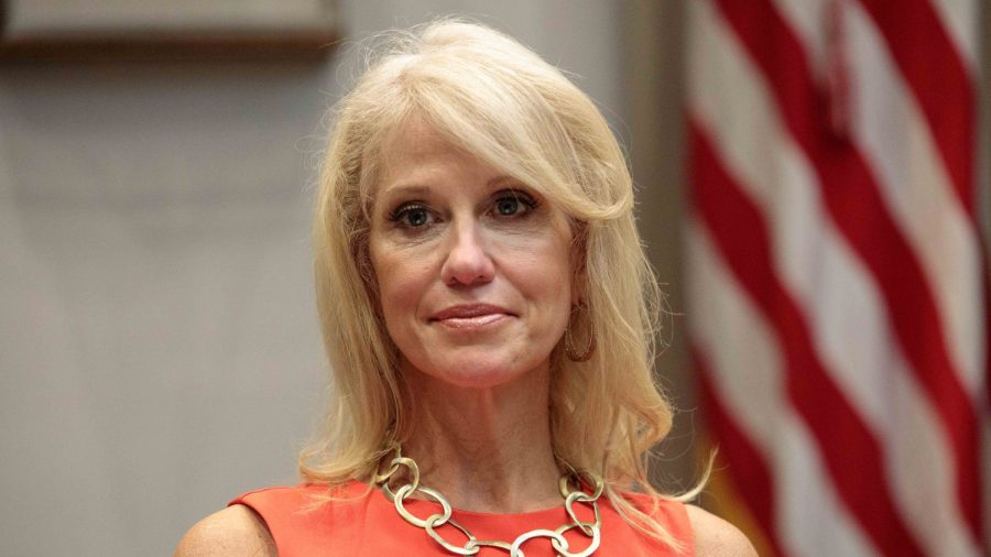 Kellyanne Conway Says She Was Assaulted by Woman at Restaurant Last Year