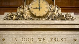 California City Approves Adding 'In God We Trust' On Police, Fire Vehicles