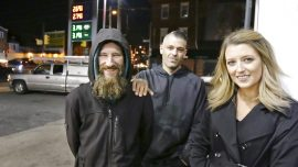 Authorities Execute Search Warrant at New Jersey Home of Couple Accused in Homeless GoFundMe Case