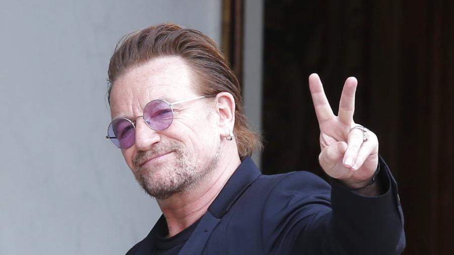 U2 Reschedules Berlin Concert After Bono Loses Voice