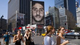 Sporting Goods Store to No Longer Sell Nike Gear After Kaepernick Campaign