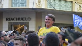 Brazilian Presidential Candidate in Serious Condition After Being Knifed While Campaigning