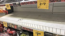 Australia Strawberry Industry in Crisis; Police Say Needle Culprits Face Jail