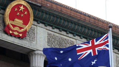 Australia-China Human Rights Partnership Canned