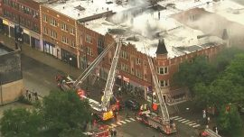 Six Hospitalized After Suspicious Chicago Fire