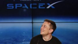 SpaceX Changes Plans to Send Tourists Around the Moon