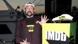 Filmmaker Kevin Smith Talks About Losing 50 Lbs in 6 Months