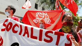 How 57,000 Socialists and Communists Plan to Take Over the Democratic Party