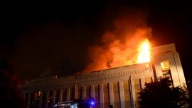 Liverpool Littlewoods Building Fire 'Started Deliberately' Say Investigators