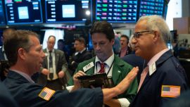 Stocks Rebound as Investors Learn to Live With Trade War