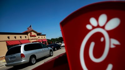 Free Chicken Nuggets at Chick-fil-A through September