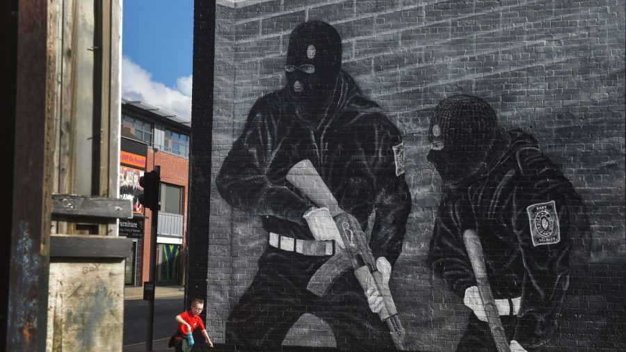 Brexit Could 'Re-Ignite' Sectarian Conflict in Northern Ireland, Says Report