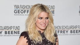 Jessica Simpson Announces Pregnancy via Instagram