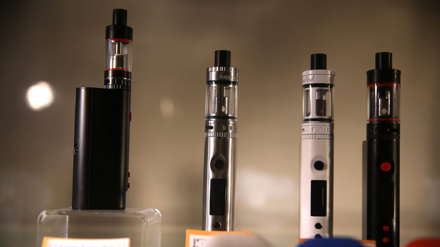 CDC Recommends Against Use of E-cigarettes With Marijuana Ingredient