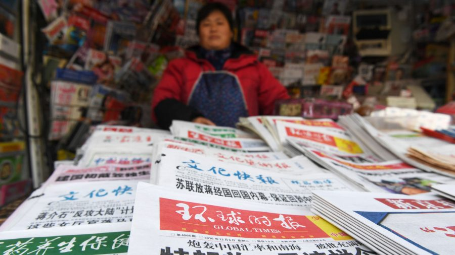 Justice Department Orders Chinese State-Run Media to Register as Foreign Agents, Report Says