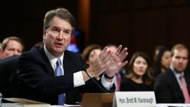 Georgetown Prep Classmates of Brett Kavanaugh Explain 'Devil's Triangle'