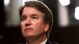 Second Kavanaugh Accuser Referred to DOJ After Admitting She Lied
