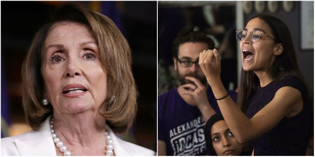 Ocasio-Cortez Intensifies Conflict With Pelosi, Suggesting That She Is 'Singling Out' Newly Elected 'Women of Color'