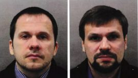 EU Sanctions Russian Suspects Over Novichok Poisoning