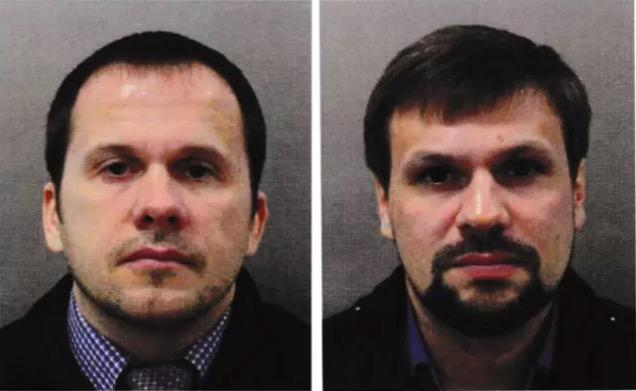 EU Sanctions Russian Suspects Over Novichok Poisoning