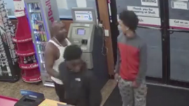 Teens Rob Gas Station and Leave Clerk, Father of 3, to Die