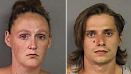Adults Arrested as 3-Year-Old Girl Hands Bag of Marijuana to Cops