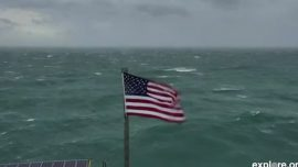 Company Will Donate American Flag After Hurricane Florence Damage