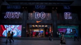 Nike's Favorability Drops Double Digits After New Kaepernick Campaign