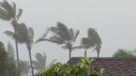 Tropical Storm Olivia Dissipates but Still Douses Hawaii With Heavy Rains
