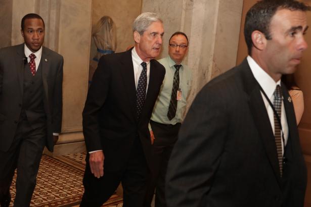 Robert Mueller Briefs Senate Committee