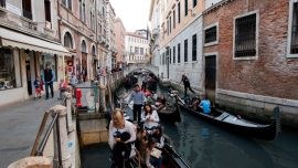 Tourists in Venice May No Longer Be Allowed to Sit Down Under New Rules