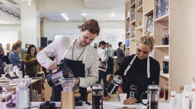 2018 Coffee Trends Take Aim at Millennials, Deliver New Experience for Coffee Lovers