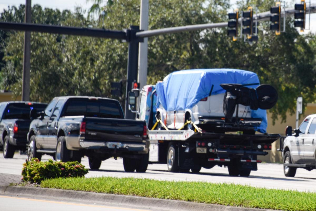 Bomb threat mails suspect Cesar Sayoc arrested