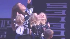 Homecoming on Ice Melts Hearts on Social Media: Video